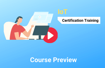 Best Internet of things IoT Course Training online class institute in trichy