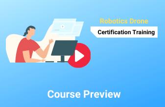 Best Robotics Drone Course Training Online class for kids school college institute in trichy